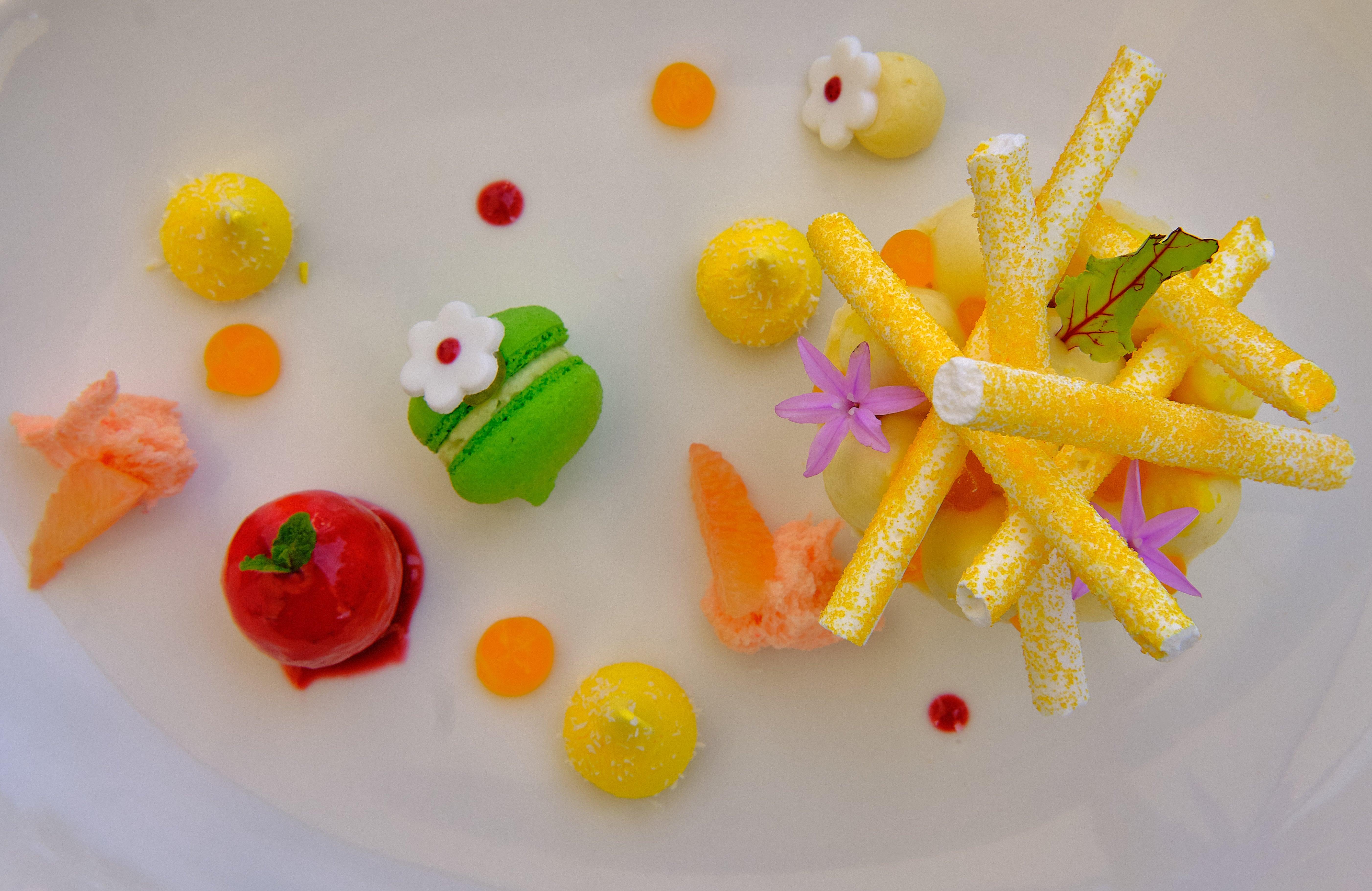 Dessert Le Safran