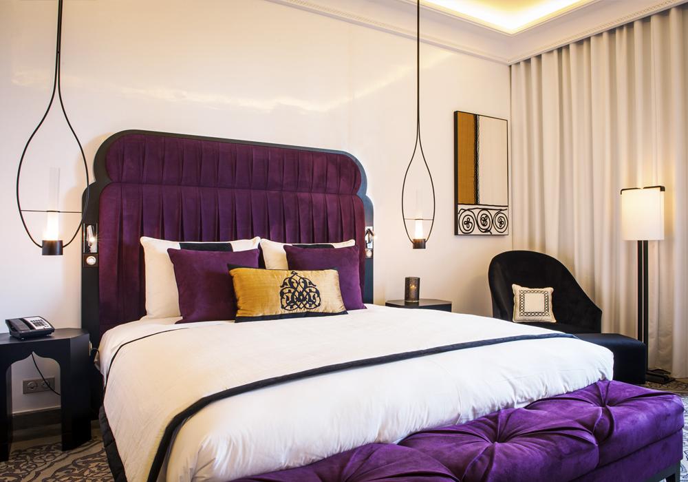 Story Rabat - Deluxe Room