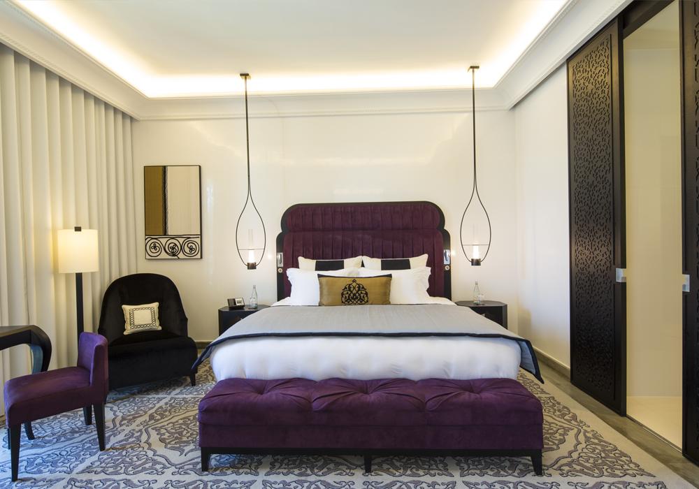 Story Rabat - bedroom view suites