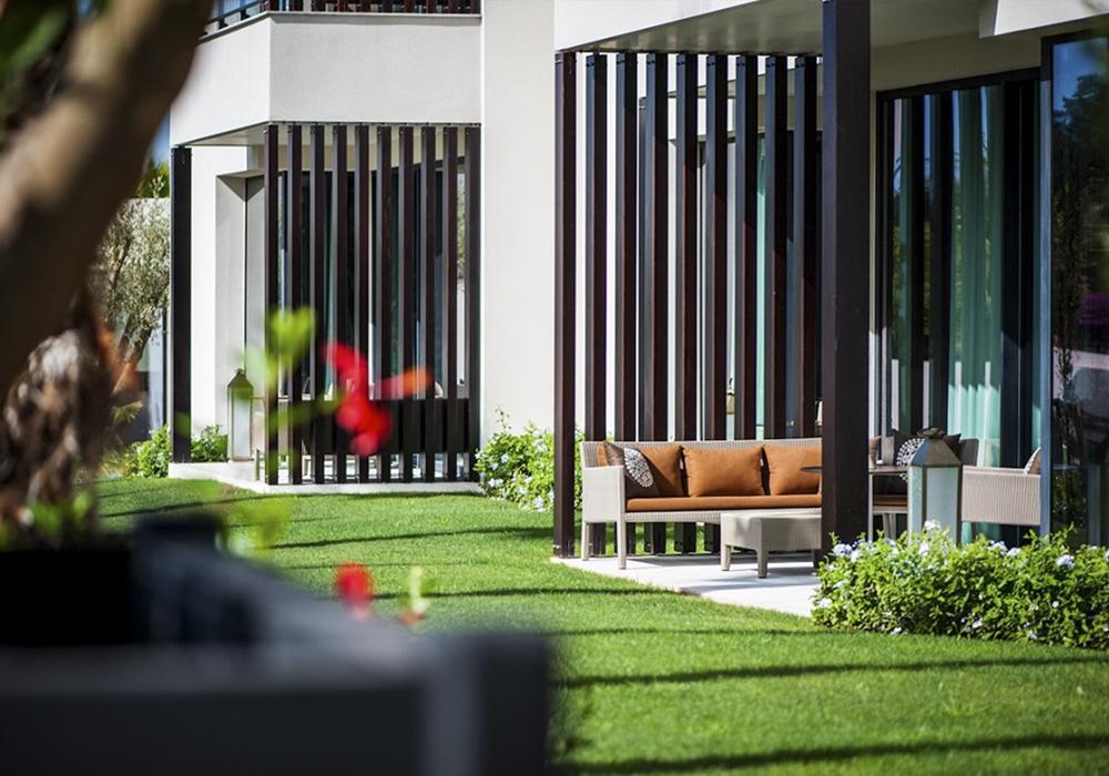 Story Rabat - Garden view of Diyafa Suites