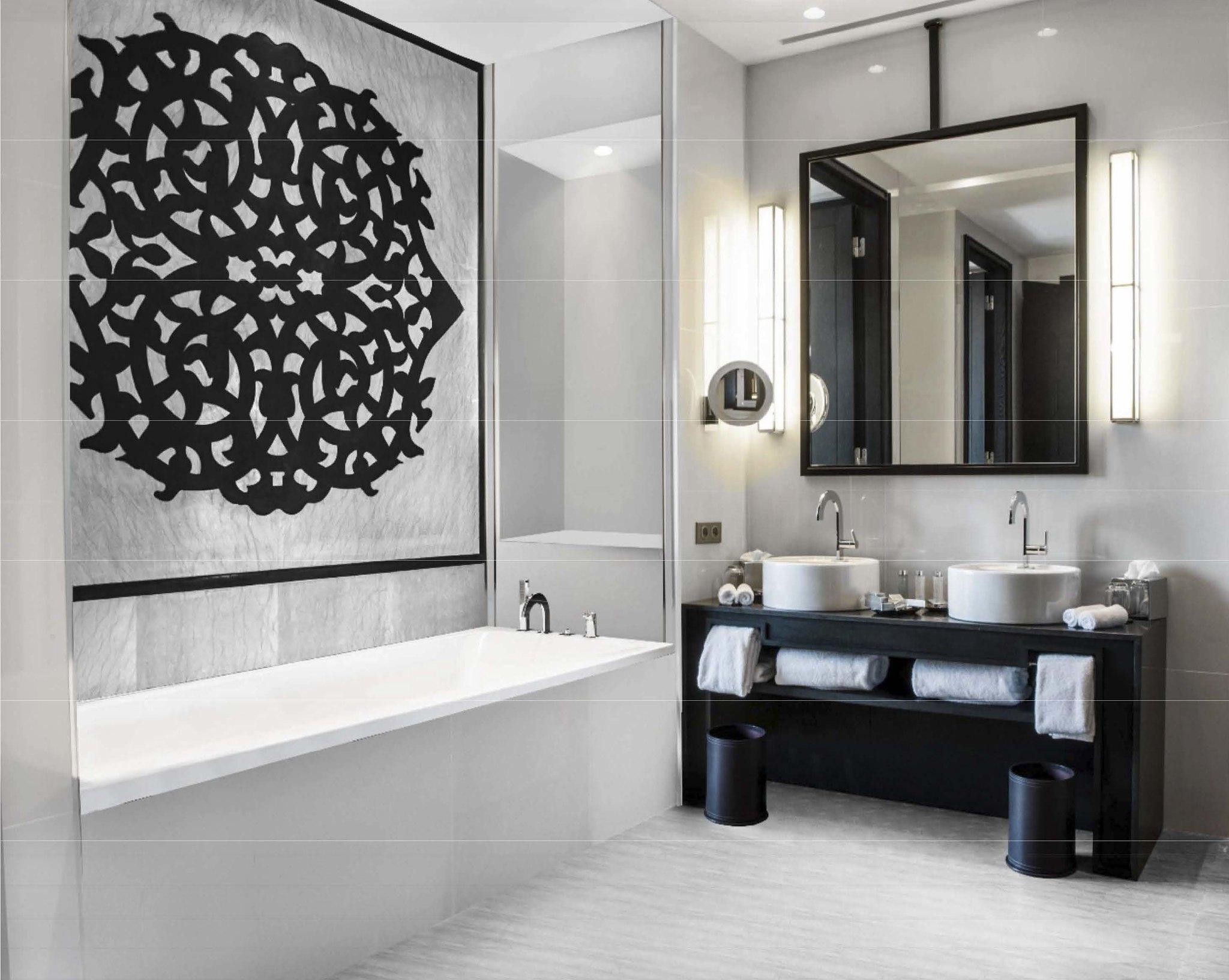 Story Rabat - bathroom premium room