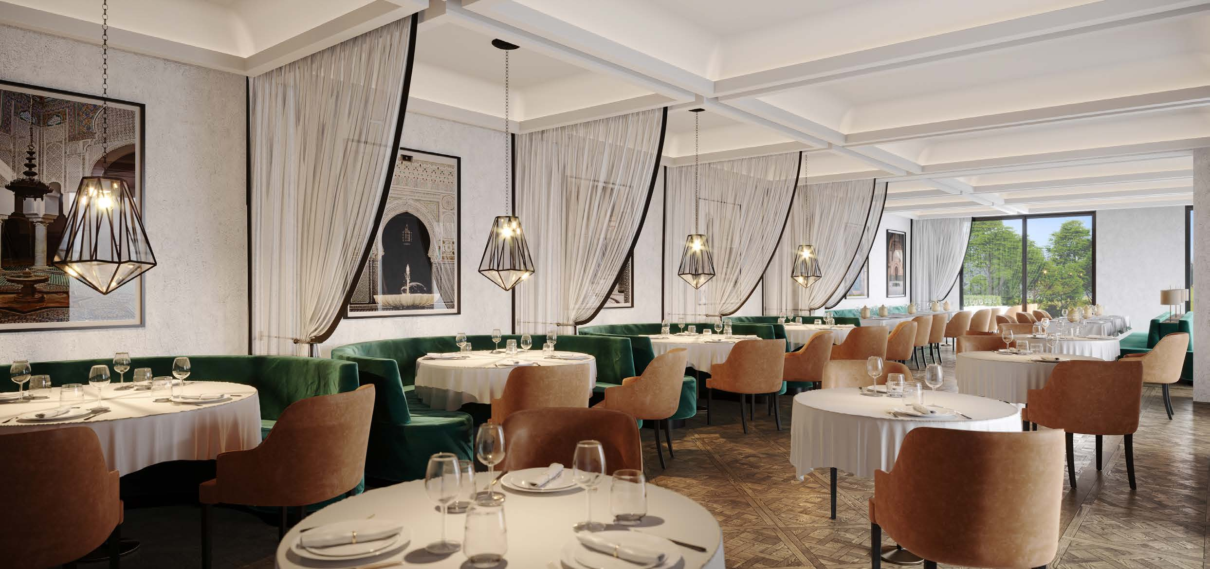 Story Rabat - Le Safran restaurant