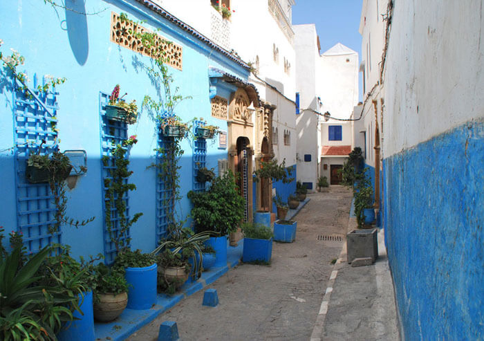 places to visit in rabat morocco