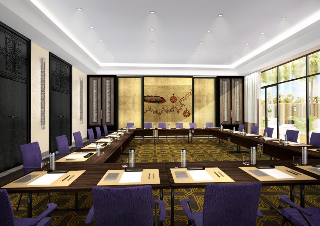 STORY Rabat - Meeting Rooms - Al Andalus