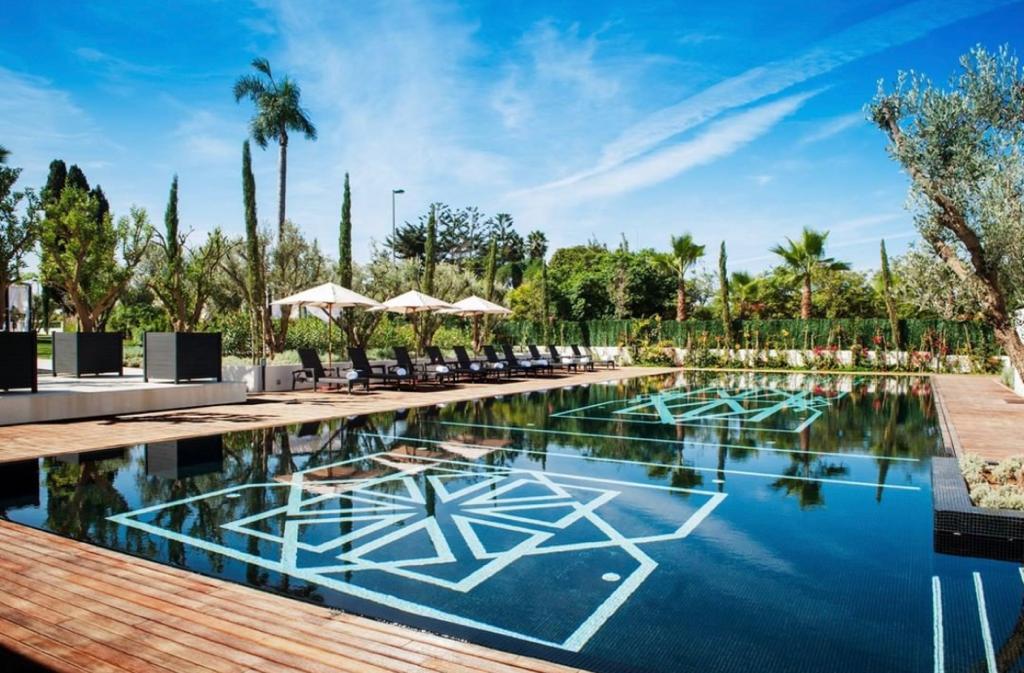 Best hotels in marrakech morocco